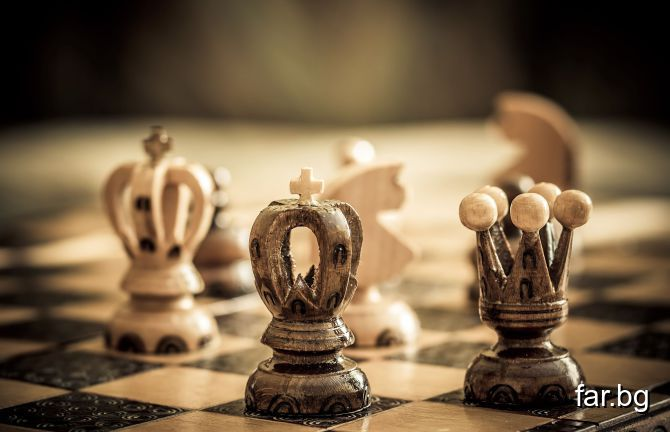 В живота, за разлика от шаха, играта продължава