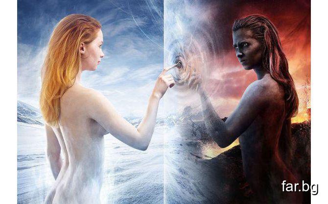 Злото и Доброто са два ангела