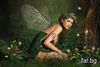 """""""Сега пътуването я бе срещнало с прекрасен ангел,"""