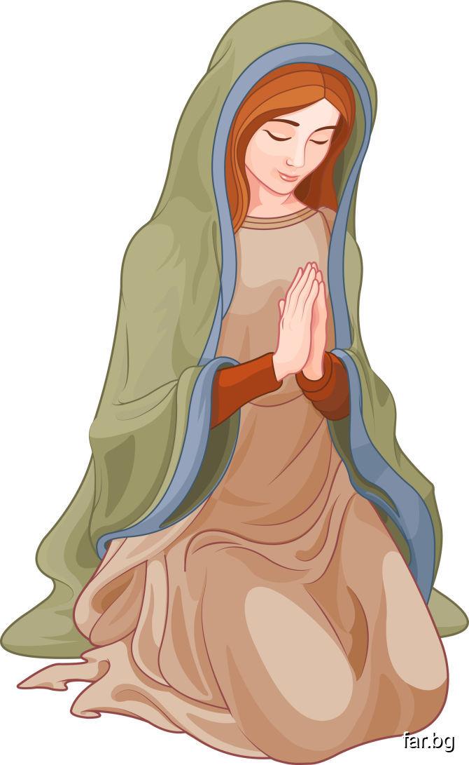 Молитвата има велика сила, тя привлича всички косм