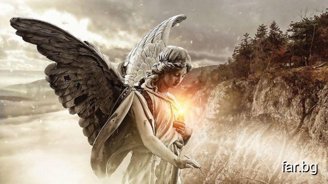 При Ангелите се ходи с възвишени мислиУчителят Пет