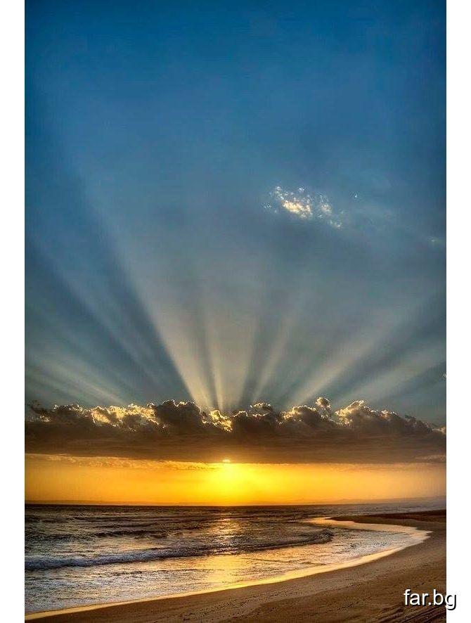 Светлината на Бога