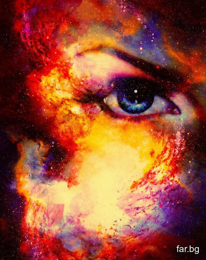 Има едно око в света, което всичко вижда и от коет