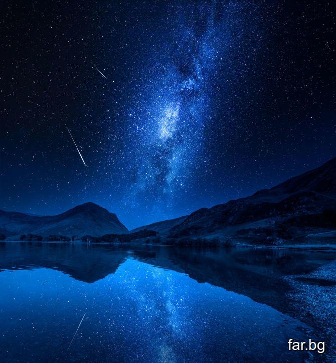 Звездите в нашата галактика са 150 милиарда