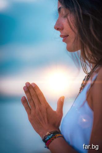 Смирението укротява алчността у човека, а кротостт