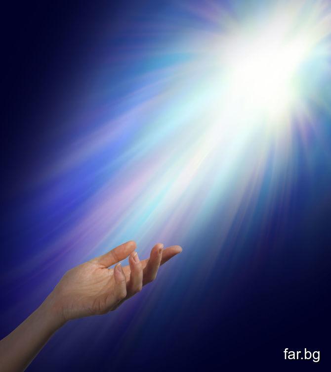 """Христос казва """"Ако думите ми пребъдват във вас и в"""