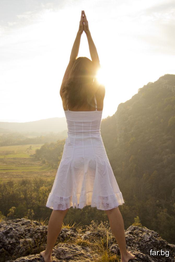 Болен си – обърни се към Господа, веднага ще усети
