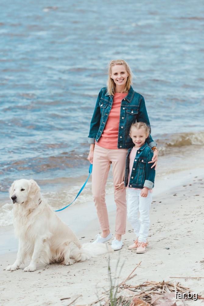 Майката не трябва да се безпокои, че детето ѝ е бо